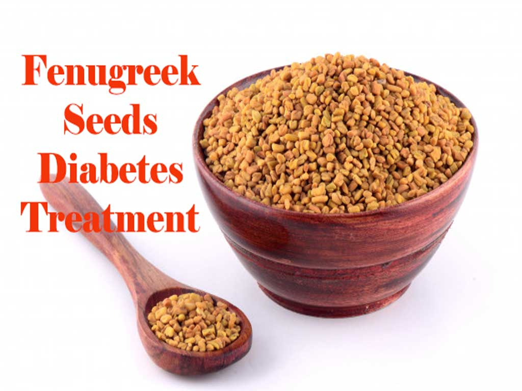 Fenugreek Seeds Diabetes Treatment
